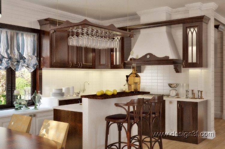 Как подобрать цвет для кухни