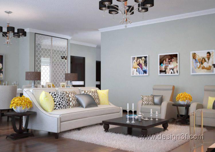 Декорирование интерьера с помощью подушек