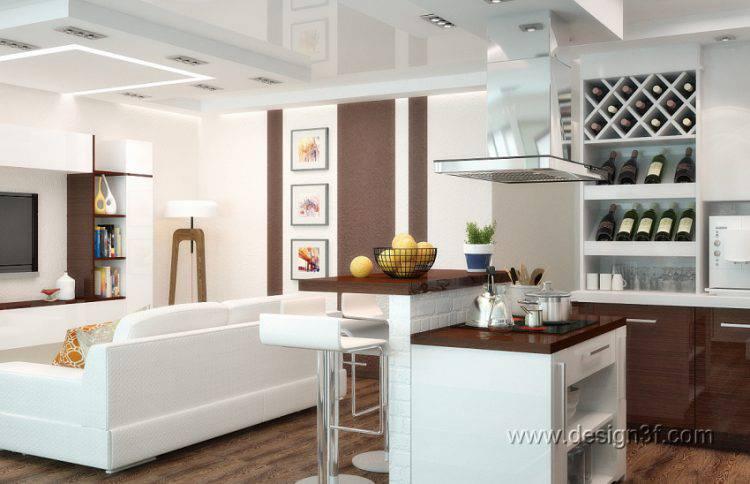 Как подобрать освещение для комнат с низкими потолками