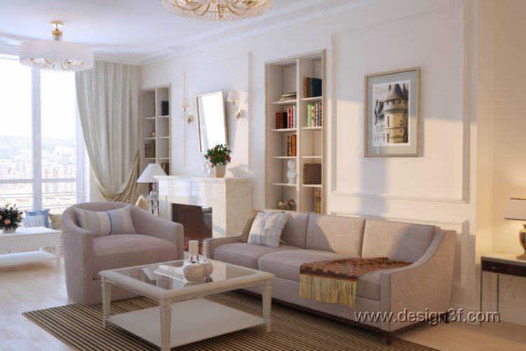 Гостиная — основные правила дизайна