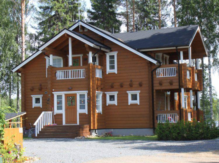 Рекомендации по строительству деревянного дома
