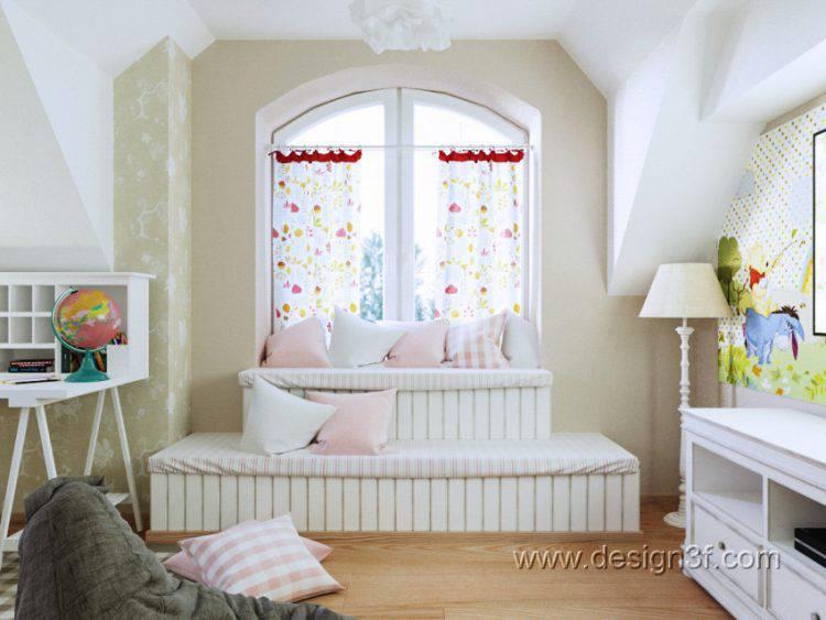 Мебель для детской комнаты и 9 правил эргономики