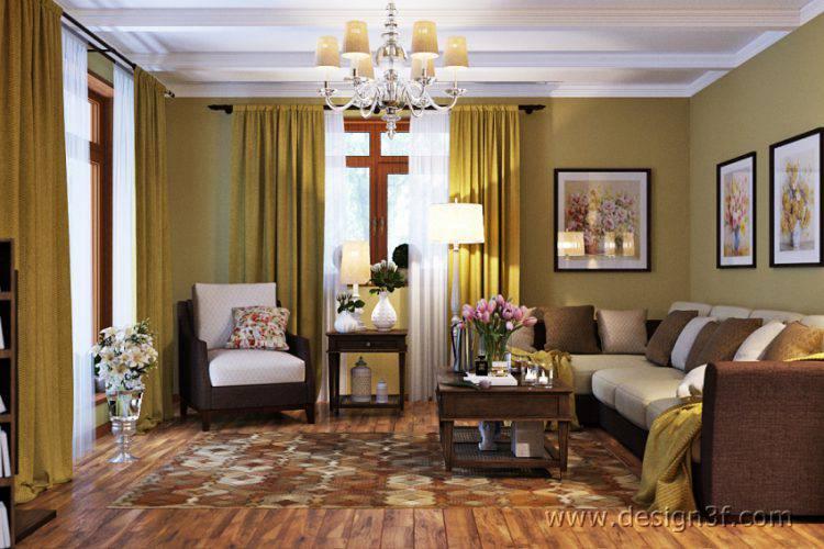 Как оформить гостиную: особенности дизайна