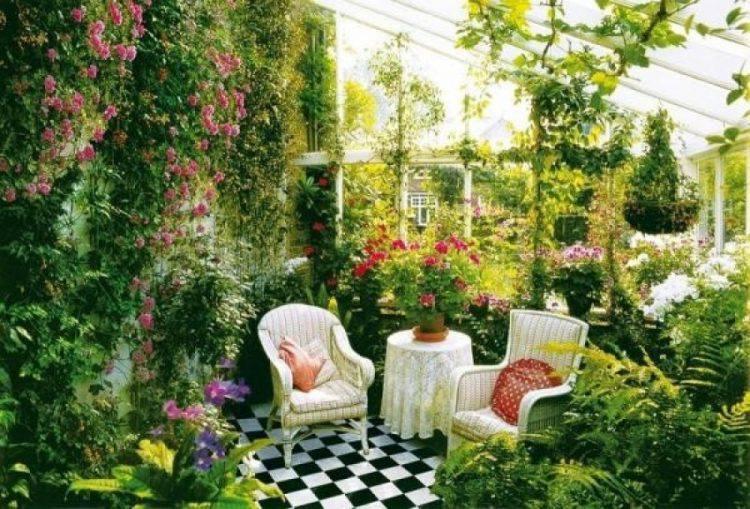 Зимний сад в вашем доме