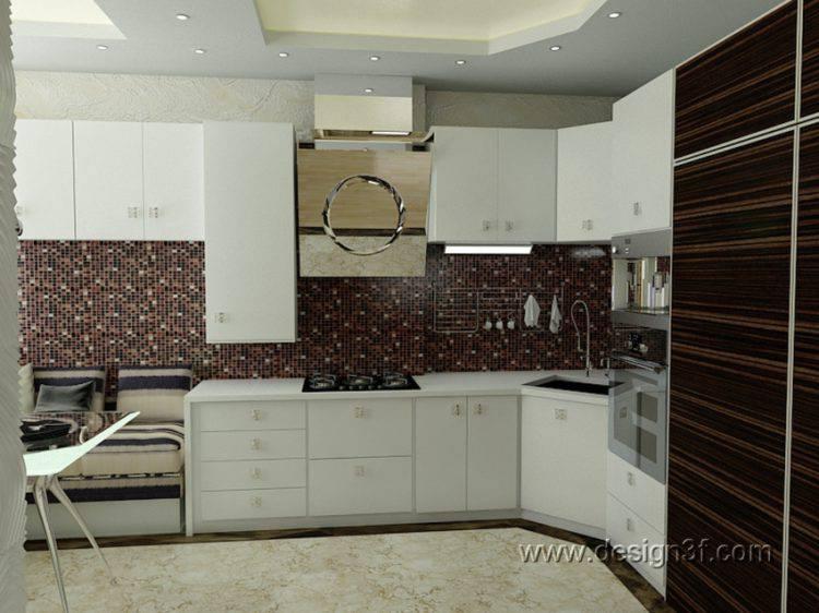Маленькая кухня — как сделать ее удобной и уютной?
