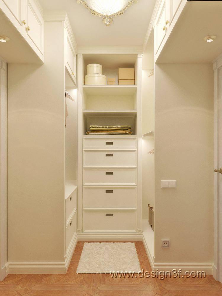 Гардеробная комната — как оформить