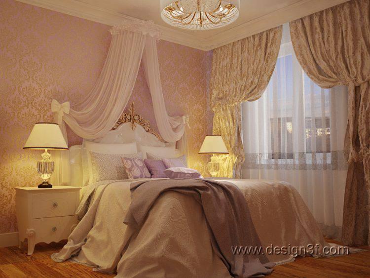 Как украсить свою кровать – идеи оформления