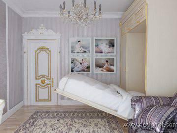 Элитный интерьер квартиры