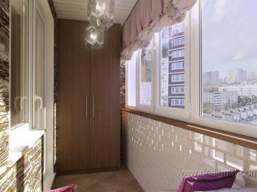 Квартира 60 м2 в современной стилистике