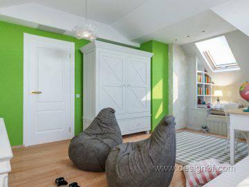 Интерьер двухэтажного дома