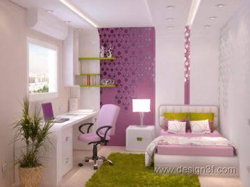 Дизайн интерьера в современной стилистике