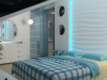 Современные идеи в интерьере дома