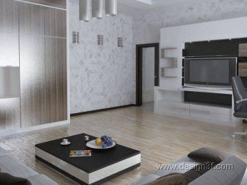 Интерьер комнаты в современном стиле для подростка