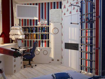 Дизайн квартиры в стиле арт деко