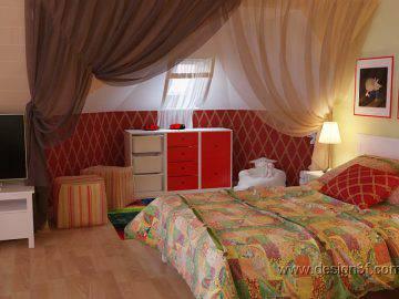 Интерьер детской комнаты с мебелью IKEA