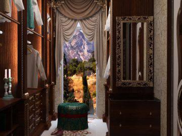 Интерьер дома в восточном стиле