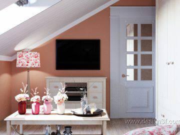 Маленькая комната для гостей