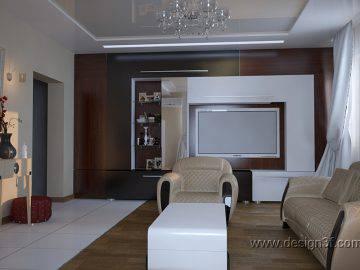 Дизайн гостиной, современные идеи