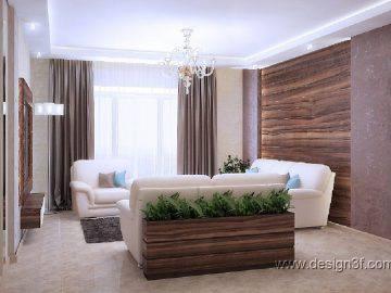 Современные идеи в интерьере квартиры