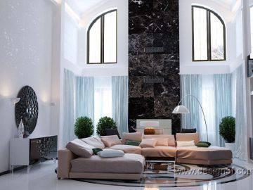 Современные тенденции в интерьере гостиной