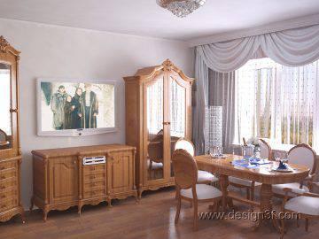 Фото дизайна гостиной столовой