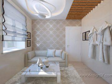 Уютный интерьер дома
