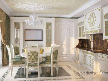 Восточные мотивы в интерьере дома