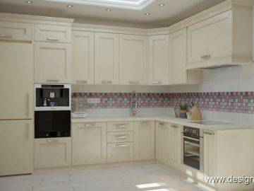 Два цветовых решения для одной кухни