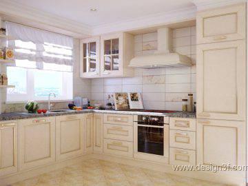 Совмещенная кухня с гостиной в квартире
