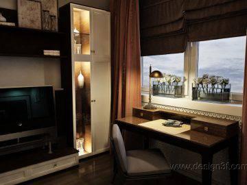 Дизайн интерьера спальни для гостей