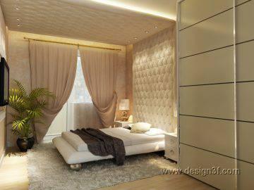 Дизайн-проект квартиры студии