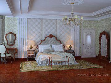 Интерьер дома в стиле дворцовой классики