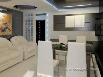 Дизайн интерьера современной квартиры