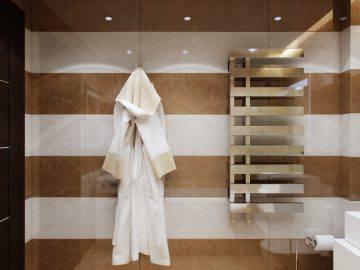 Дизайн интерьера современной ванной