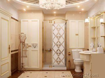 Роскошный интерьер квартиры в Москве