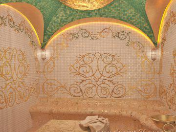 Дизайн хамама