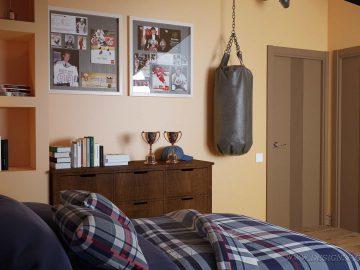 Комната подростка интерьер
