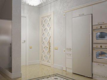 Интерьер дома в стиле ар деко