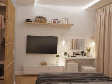 Дизайн интерьера квартиры современный