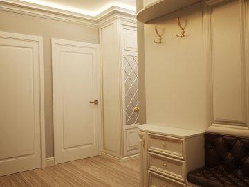 Интерьер 2х комнатной квартиры 65 кв м
