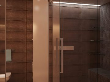 Дизайн интерьера квартиры в классическом стиле 75 м2