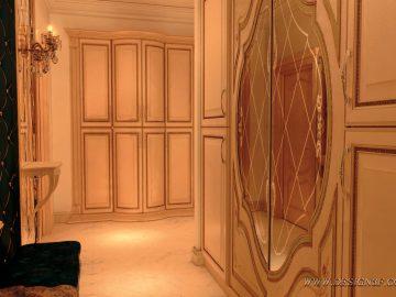 Элитный дизайн интерьера дома